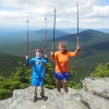 It was a glorious day on top of Killington peak!